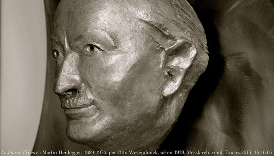 HeideggerDeathMask