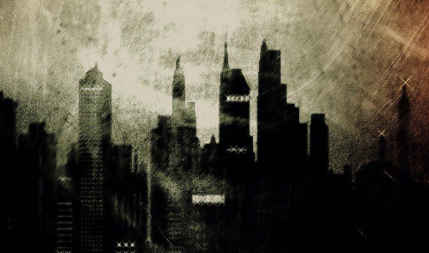 dark-city-skyline-kathy-franklin